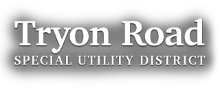 Tryon Road Special Utility District